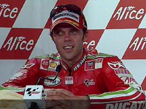 CAPIROSSI: this is a fantastic moment