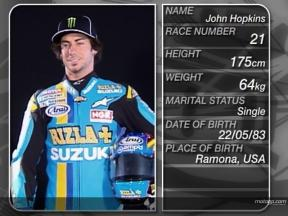 La Suzuki de Hopkins