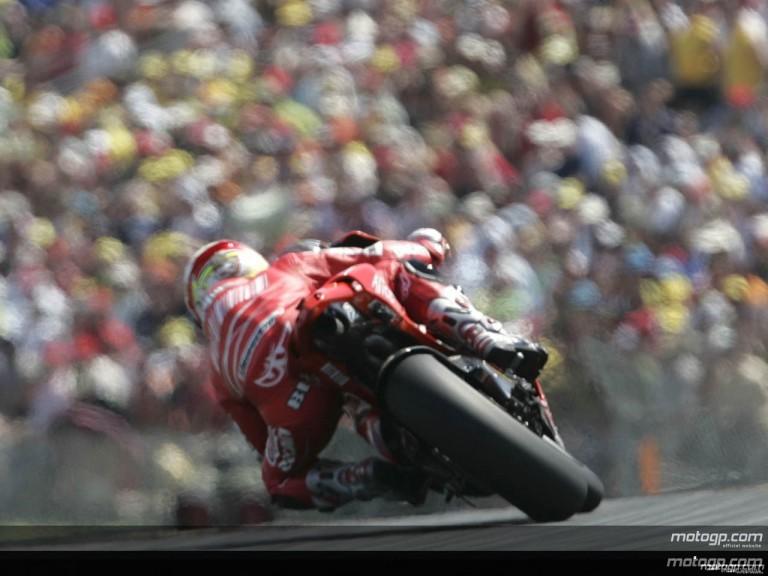 MotoGP - Circuit Action Shots -  Grand Prix Deutschland