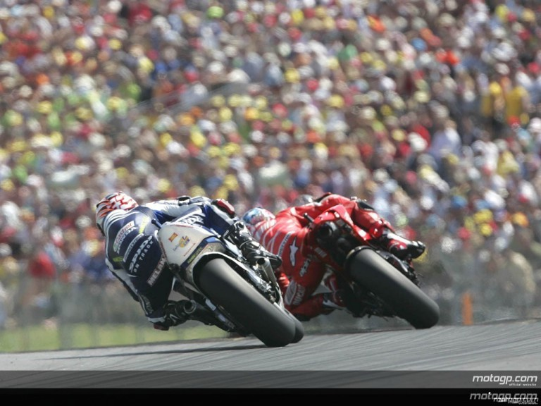 MotoGP - Circuit Action Shots -  Grand Prix Deutschland