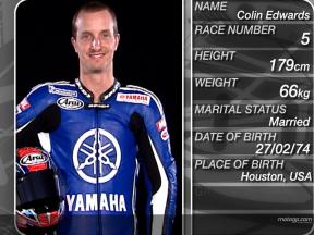 La Yamaha de Colin Edwards