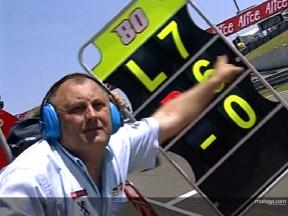 The 250cc Sachsenring showcase