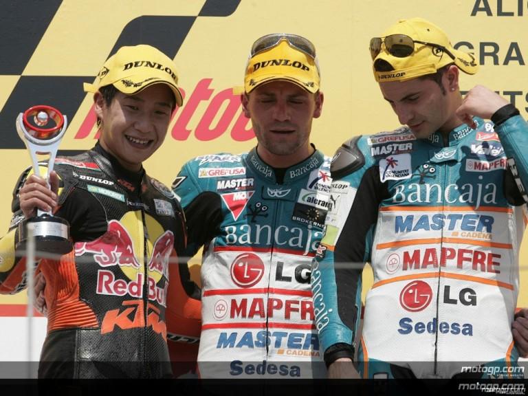 125cc - Circuit Action Shots -  Grand Prix Deutschland