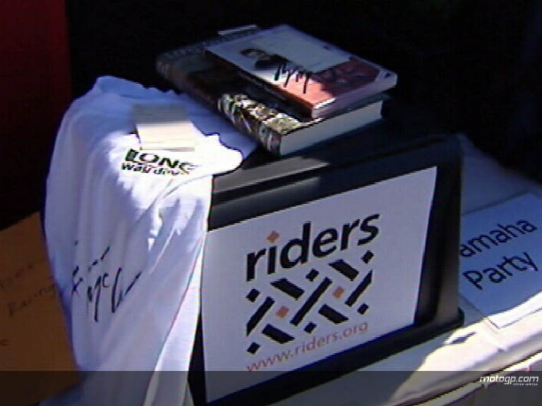 Subasta Riders For Help