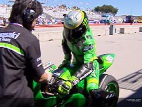 Roger L. Hayden´s MotoGP weekend