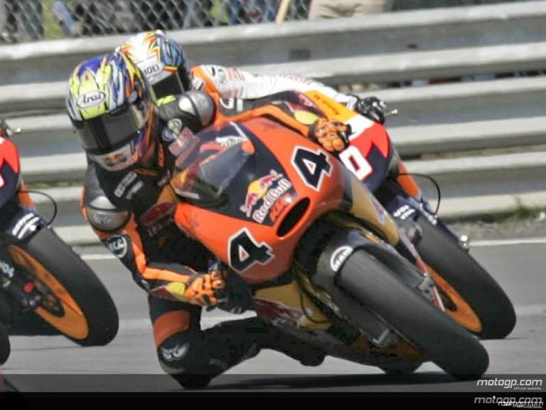 250cc - Circuit Action Shots -  Grand Prix Deutschland