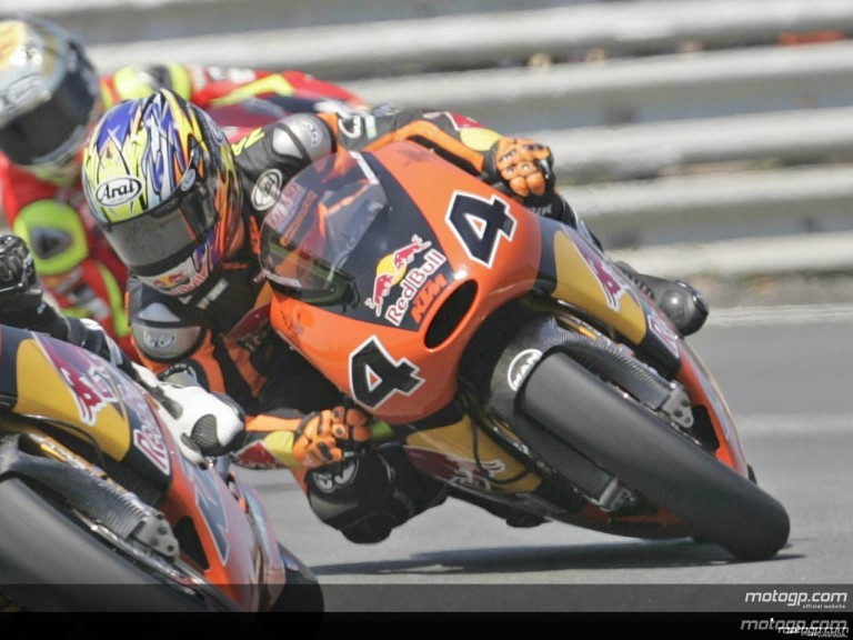250cc - Circuit Action Shots -  Grand Prix Deutschland