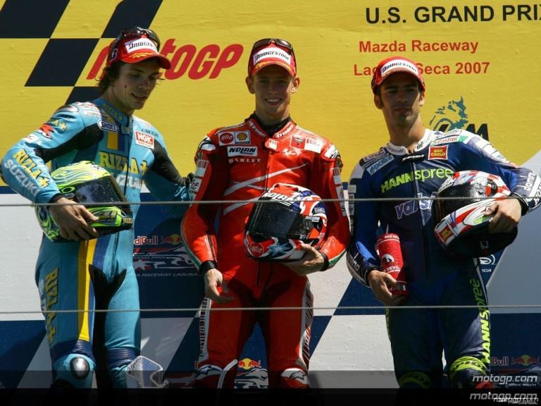 MotoGP - Circuit Action Shots -  U.S. Grand Prix