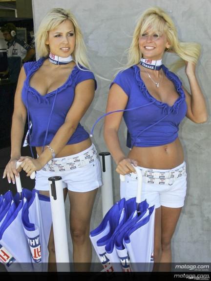 Paddock Girls - Laguna Seca