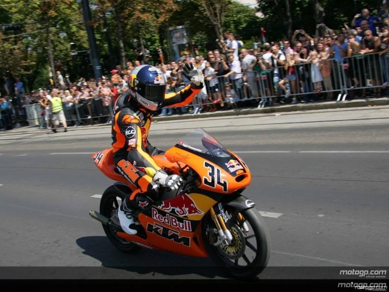 MotoGP Spectacular Vienna Show