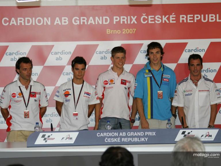 BRNO press conference