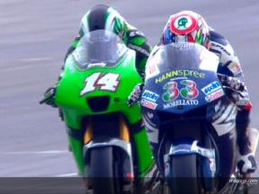 Le meilleur des FP1 MotoGP  - Clip vidéo