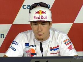 Hayden on new parts at Brno