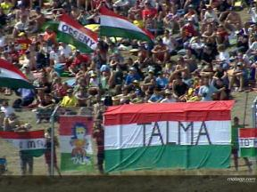 Massive Hungarian support at Brno