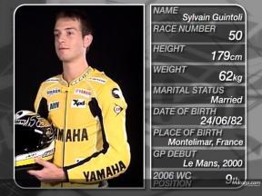 Sylvain Guintoli´s Yamaha M1