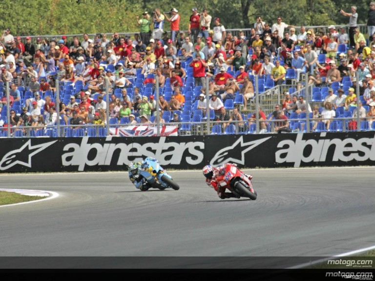 MotoGP - Circuit Action Shots -Grand Prix Ceske Republiky