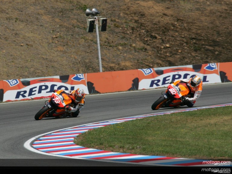 250cc - Circuit Action Shots - Grand Prix Ceske Republiky