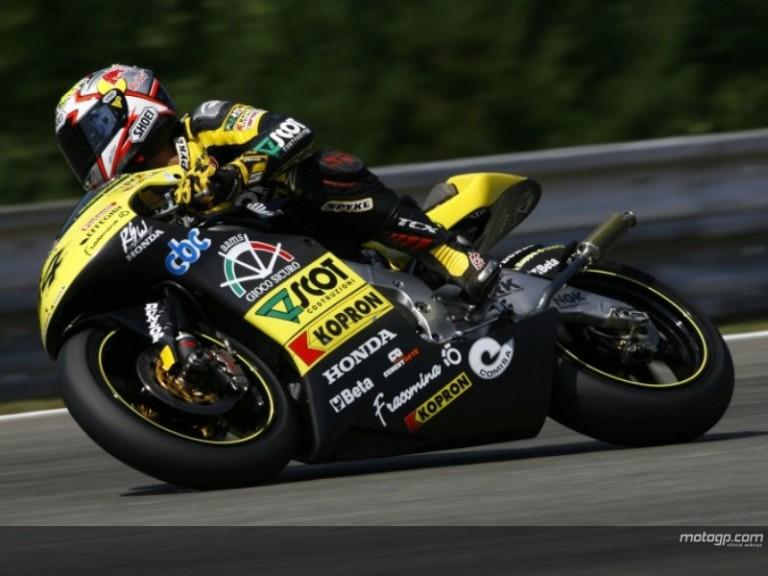 Dovizioso Ontrack Brno