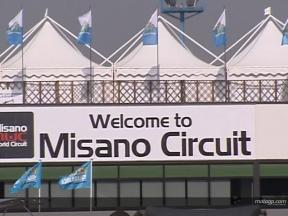 Misano set for MotoGP return