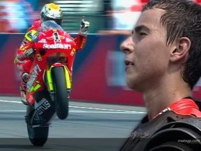 Video Highlights  (gara 250cc)