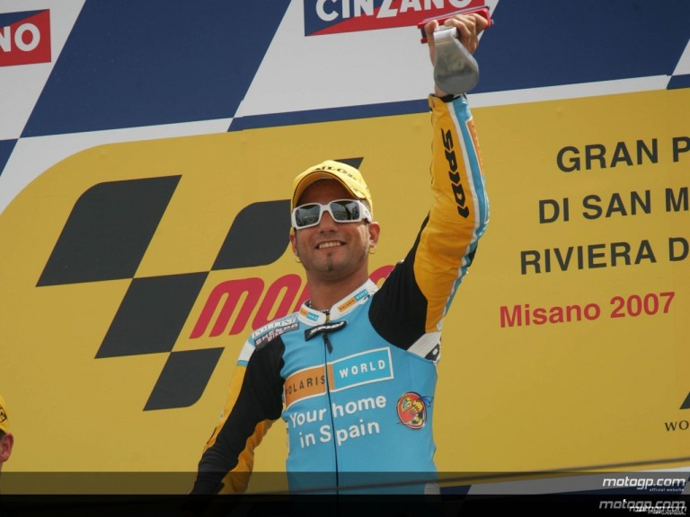 125cc - Circuit Action Shots -  Grand Prix di San Marino