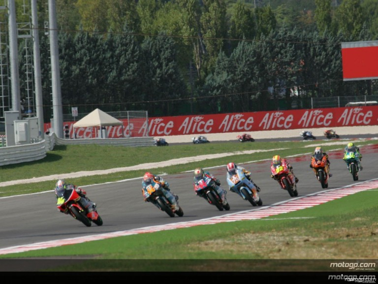 125cc - Circuit Action Shots -  Grand Prix di San Marino
