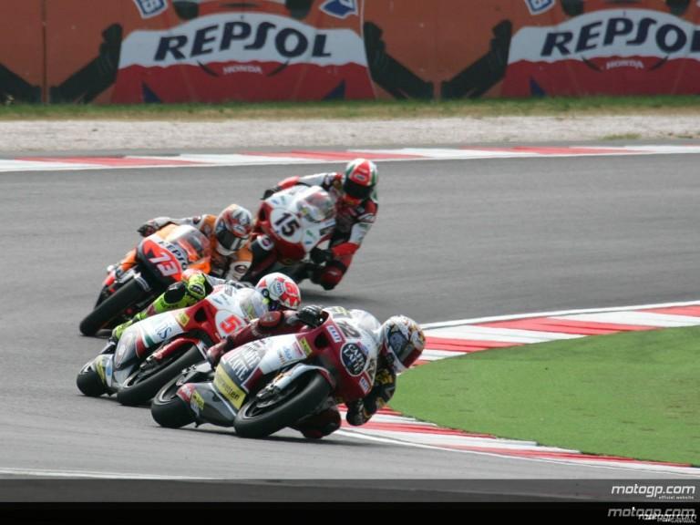 250cc - Circuit Action Shots -  Grand Prix di San Marino
