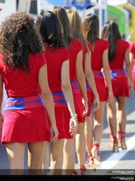 Paddock Girls - Misano