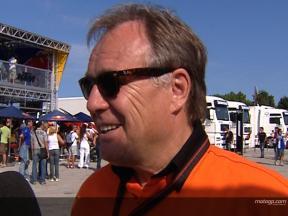 Bartol reveals 2008 KTM plans