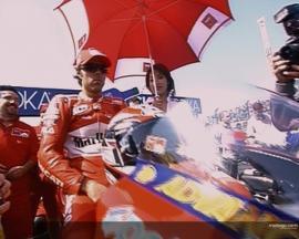 Capirossi cierra su etapa en Ducati