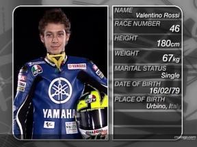 Valentino Rossi´s Yamaha YZR-M1
