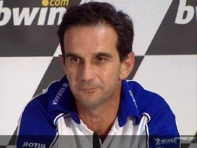 Brivio on Rossi´s woes and Lorenzo