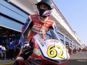 Otro Rossi en el paddock de Estoril