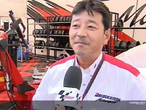 YAMADA: tyre rules will remain same
