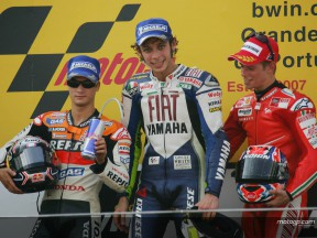 MOTOGP PODIUM ESTORIl