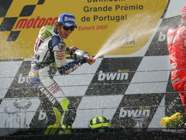 ROSSI PODIUM ESTORIL