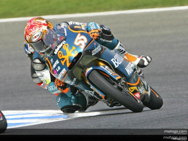 125cc - Circuit Action Shots - Estoril