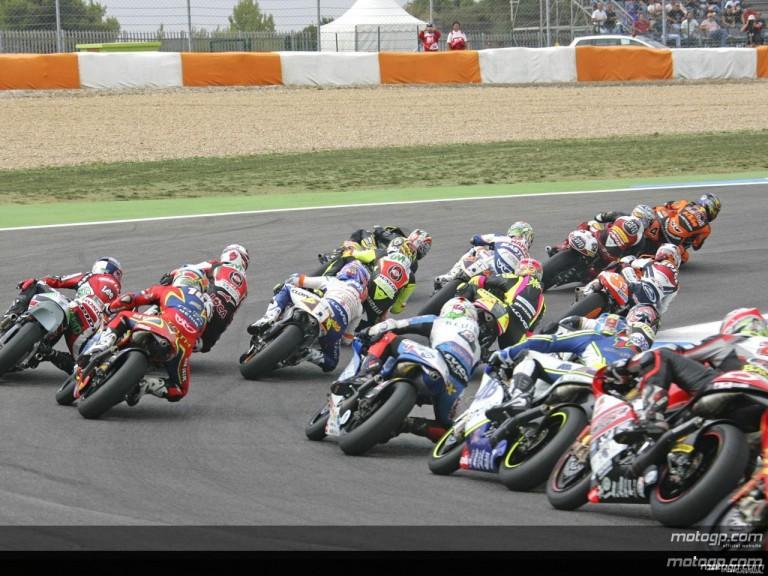 250cc - Circuit Action Shots - Estoril