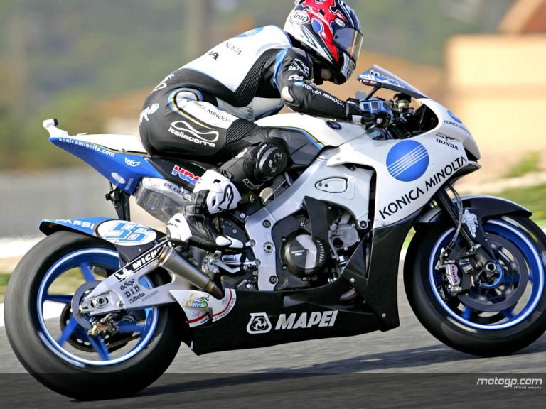 MotoGP - Circuit Action Shots - Estoril
