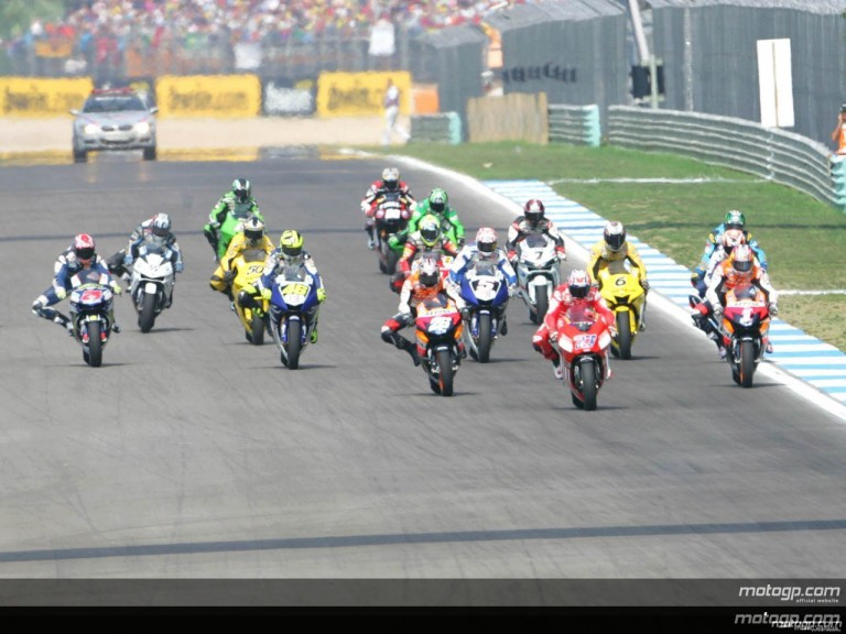 MotoGP - Circuit Action Shots - Estoril