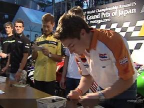 MotoGP lands in Tokyo