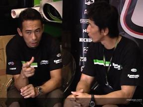 Yanagawa happy about MotoGP chance