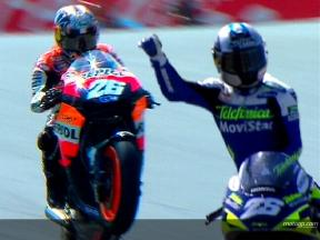 Pedrosa´s MotoGP Honda highlights