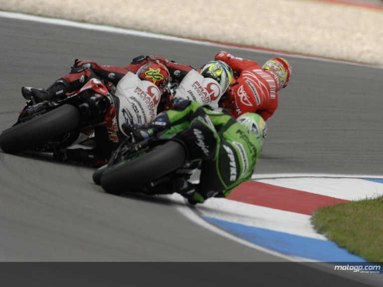 MOTOGP GROUP ASSEN