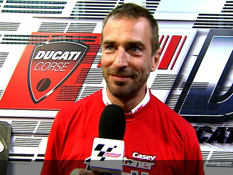 Livio Suppo - Ducati MotoGP Project Director