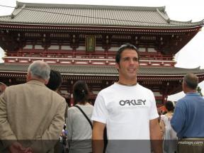 Tokyo: Elias visits Shoei factory