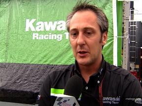Michael Bartholemy - Kawasaki Racing
