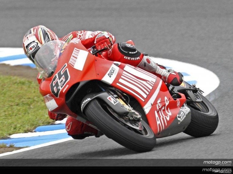 Moto GP -Circuit Action Shots - A-Style Grand Prix of Japan