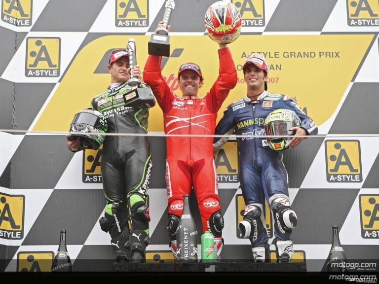 Moto GP -Circuit Action Shots - A-Style Grand Prix of Japan