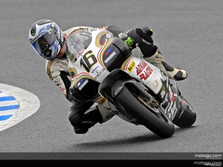 250cc - Circuit Action Shots - A-Style Grand Prix of Japan